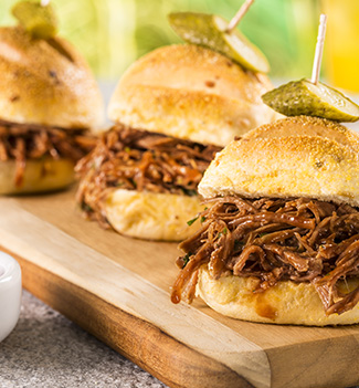 Fully Cooked Shredded Beef