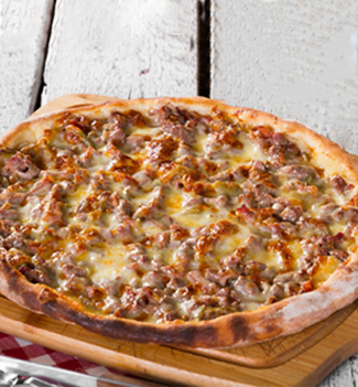 Frozen IQF Fully Cooked Seasoned Pizza Topping